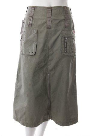 Esprit Cargorock olivgrün-khaki