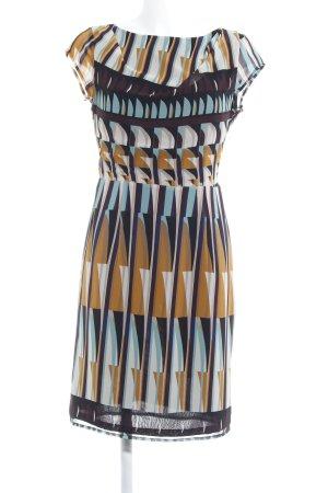 Esprit Chiffon jurk abstract patroon casual uitstraling
