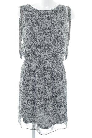 Esprit Chiffon jurk abstract patroon elegant