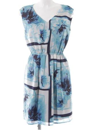 Esprit Vestido de chifón estampado floral elegante