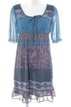 Esprit Chiffon jurk bloemen patroon hippie stijl