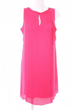 Esprit Chiffon Dress magenta elegant