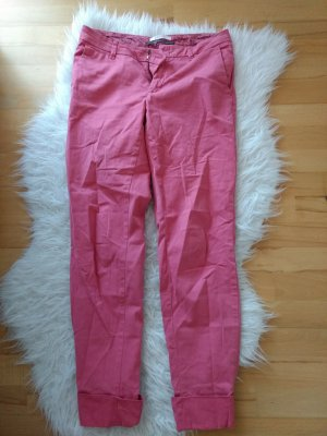 Esprit Pantalon chinos rose-rose