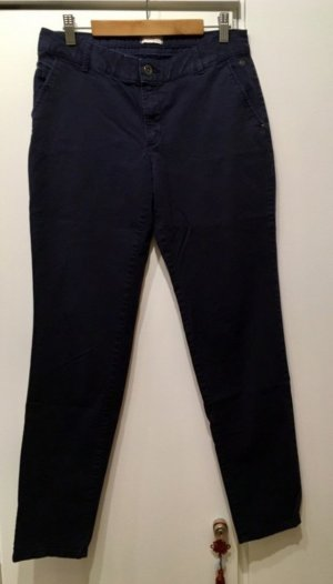 Edc Esprit Pantalone chino blu scuro