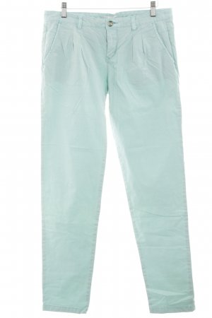 Esprit Chino turkoois casual uitstraling