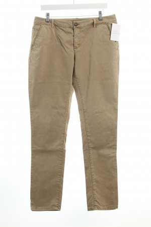 Esprit Chinohose beige Casual-Look