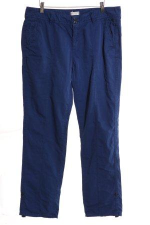 Esprit Chino blauw casual uitstraling