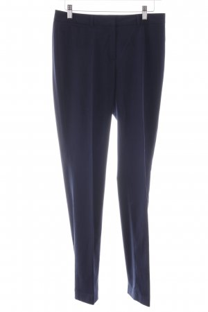 Esprit Chinohose dunkelblau Business-Look