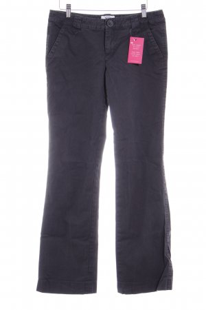Esprit Chinohose dunkelgrau Casual-Look