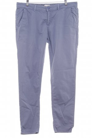 Esprit Chinohose himmelblau Casual-Look