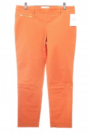 Esprit Chinohose orange Casual-Look