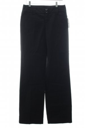 Esprit Chinohose schwarz Business-Look