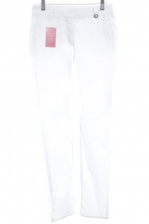 Esprit Chinohose weiß Casual-Look