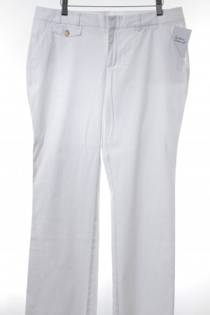 Esprit Chinohose weiß-creme Casual-Look