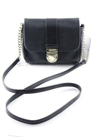 Esprit Borsa clutch nero stile da moda di strada