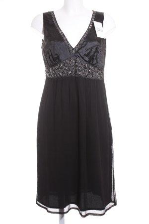 Esprit Cocktailkleid anthrazit-schwarz extravaganter Stil