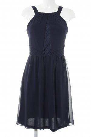 Esprit Cocktailkleid dunkelblau Casual-Look
