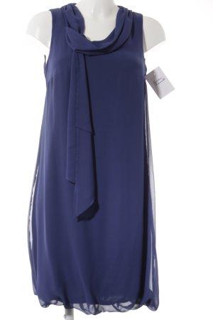 Esprit Robe de cocktail bleu foncé élégant