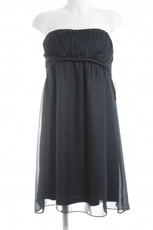 Esprit Cocktail Dress dark blue glittery