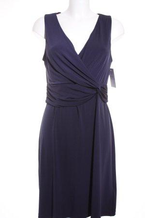 Esprit Cocktailkleid dunkelblau klassischer Stil