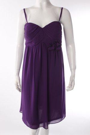 Esprit Cocktail Dress dark purple