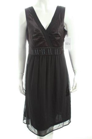 Esprit Cocktailkleid schwarz Eleganz-Look