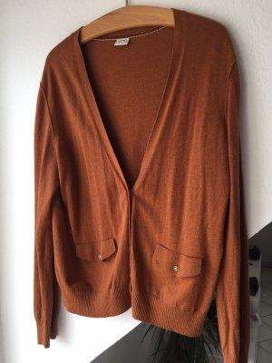 Esprit College Jacket cognac-coloured
