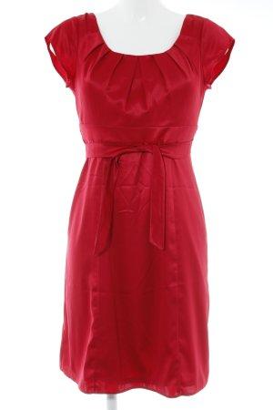 esprit collection A-Linien Kleid rot Elegant