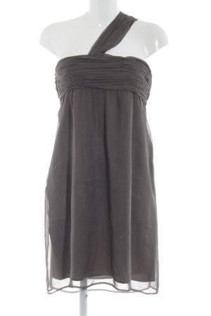 esprit collection Abendkleid graubraun Elegant