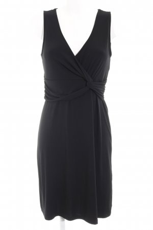 esprit collection Abendkleid schwarz Casual-Look