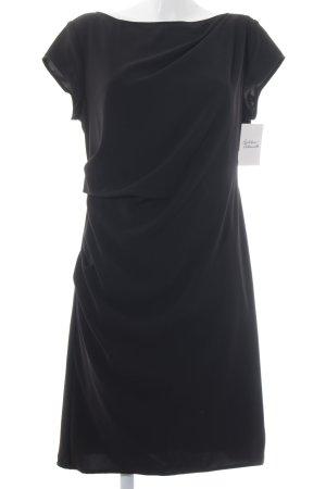 esprit collection Abendkleid schwarz Elegant