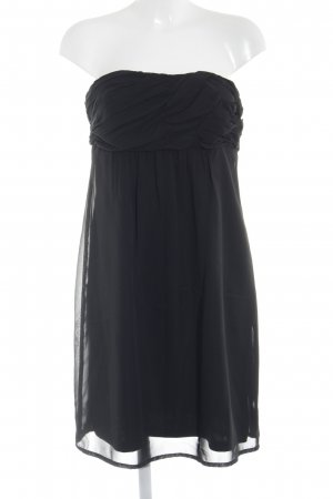 esprit collection Abendkleid schwarz Party-Look