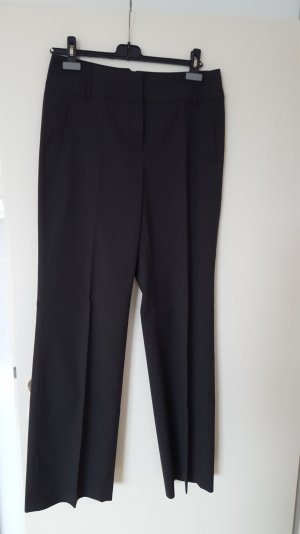 esprit collection anzughose high waist gr 40 anthrazit