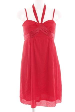 esprit collection Babydoll-jurk rood elegant