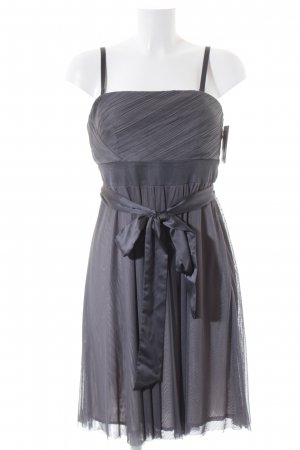 esprit collection Ballkleid grau Elegant