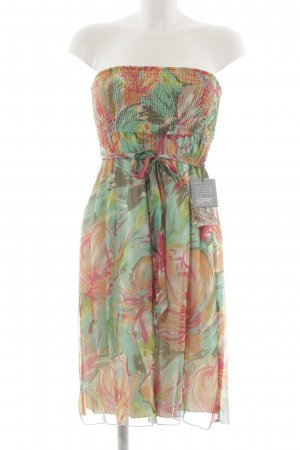 esprit collection Bandeaukleid Mustermix Beach-Look