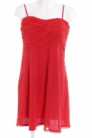 esprit collection Bandeaukleid rot Elegant