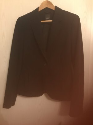 esprit collection Boyfriend blazer zwart