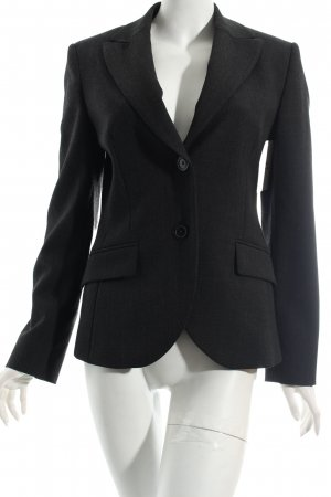 esprit collection Blazer dunkelgrau Business-Look