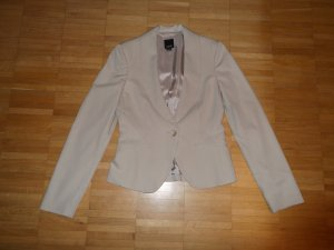 ESPRIT Collection Blazer schick edel Business Sand Gr. 34 ungetragen NEU