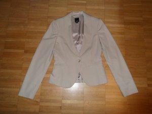 ESPRIT Collection Blazer schick edel Business Sand Gr. 34 ungetragen NEU