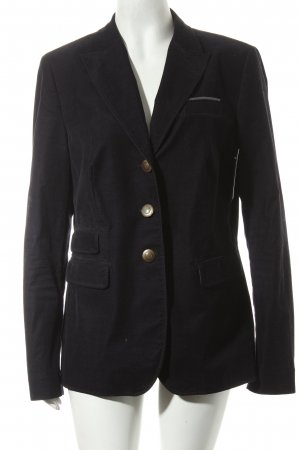esprit collection Unisex-Blazer schwarz-grau Brit-Look