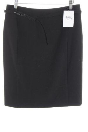 esprit collection Bleistiftrock schwarz Business-Look