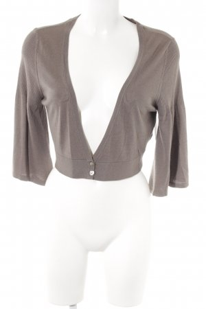 esprit collection Bolero graubraun Casual-Look