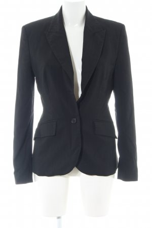 esprit collection Blazer boyfriend noir style d'affaires