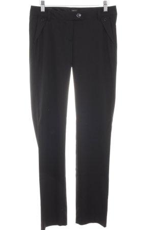 esprit collection Pantalón de pinza negro estilo «business»