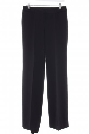 esprit collection Bundfaltenhose schwarz Business-Look