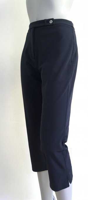 ESPRIT Collection Caprihose Marine dunkelblau Gr. 36