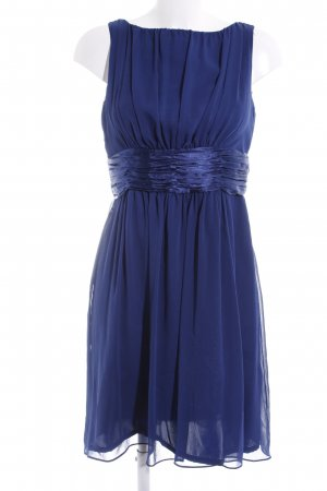 esprit collection Cocktailkleid dunkelblau Elegant