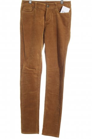 esprit collection Cordhose ocker Casual-Look